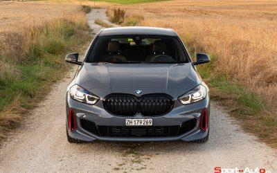 ESSAI BMW 128ti