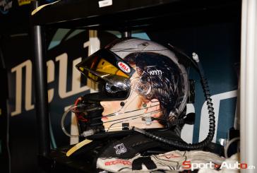 24h Mans – Gary Hirsch nous présente son casque spécial « 24 Heures du Mans »