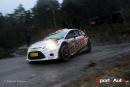WRC – Rallye Monte Carlo – Etape 1 – Olivier Burri en vieux briscard