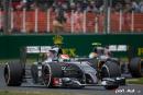 F1 – GP Australie – Du positif malgré des prestations mitigées pour Romain Grosjean et l'écurie Sauber