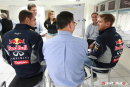 Sébastien Buemi reçoit les louanges de Red Bull