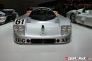 La Sauber du Mans en vedette à Rétromobile
