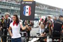 F1 – Romain Grosjean, numéro 8 gagnant !