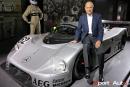 Rencontre avec Peter Sauber à l'expo des 24 Heures du Mans du Salon de Genève