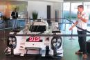 Neel Jani a présenté «sa» Porsche 919 de course à Lausanne