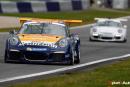 Fabien Thuner en Porsche Mobil 1 Supercup en marge du GP d'Autriche