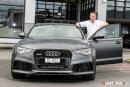 Marcel Fässler opte pour l'Audi RS 6 Avant