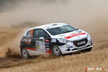 Rallye Terre de Langres – deux équipages suisses classés