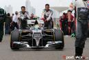 F1- Sauber en état de crise…