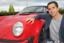 Interview de Neel Jani, pilote d'usine Porsche
