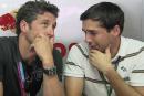 Neel Jani en vedette avec Patrick Dempsey au GP d'Allemagne de F1