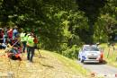 Ivan Ballinari remporte le Rallye du Chablais