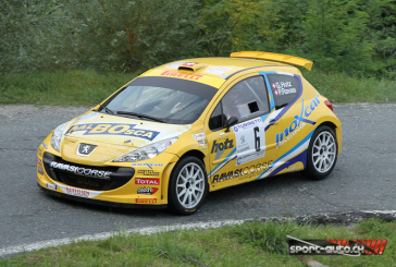 Rallye Valli Cuneesi – domination de Grégoire Hotz