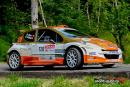 Rallye du Mont-Blanc Morzine – Michaël Droz dompte la Peugeot S2000