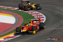 GP2 Series – Podium de Fabio Leimer qui reste en tête du championnat