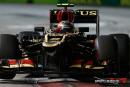 F1- GP Singapour – Grosjean : le podium était un objectif réaliste