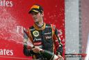 GP de Corée – Grosjean 3ème,  Sauber au pied du podium grâce à Hülkenberg