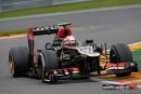 F1 – GP Belgique – Romain Grosjean 8ème – Sauber hors des points