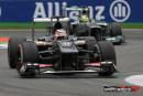 F1- GP d'Italie – Superbe performance de Sauber – Romain Grosjean 8e