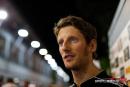 """GP  Singapour – Romain Grosjean: """"J'aime les courses en ville"""""""