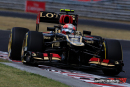F1– GP Hongrie– pénalités frustrantes pour Grosjean