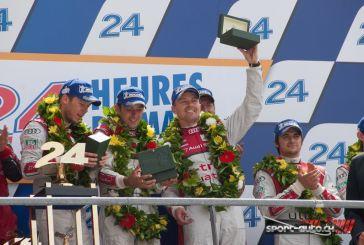 24 Heures du Mans: Nouvelle victoire de Marcel Fässler