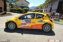 Rallye du Chablais – Sébastien Carron en tête à l'issue de la première boucle