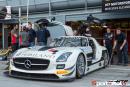 Blancpain Endurance Series – Primat déterminé à exploiter le potentiel des Mercedes à Silverstone