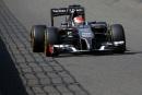 Giedo Van der Garde titulaire chez Sauber en remplacement d'Adrian Sutil ?