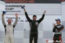 Carrera Cup Allemagne – Nouvelles victoires pour Rolf Ineichen, Top 10 pour Fabien Thuner