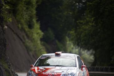 Rallye du Chablais – Citroën Racing Trophy – Mike Coppens et Jérémy Jamet récidivent
