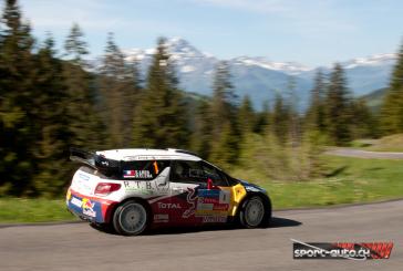 Rallye du Chablais 2013 – présentation du plateau
