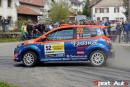 Rallye du Chablais – Championnat Suisse Junior- Le cap clef de la mi-saison