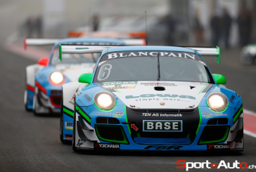 ADAC GT Masters – Philipp Frommenwiler et Rahel Frey dans le top 10
