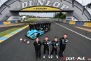 Le Mans – Newblood by Morand Racing, bon réglages et bon rythme