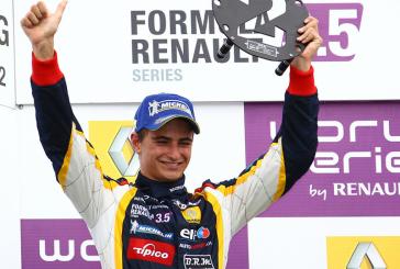 Formule Renault 3.5 – Nico Muller 2ème au Nürburgring