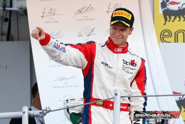GP3 – Hongrie – Nouveau podium pour Niederhauser