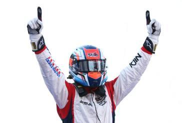 GP3: Victoire de Patrick Niederhauser à Valence!