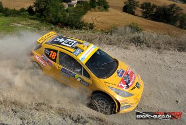 IRC – Reuche se montre au Rally San Marino