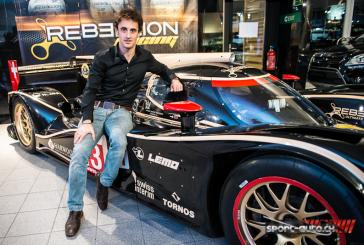 Mathias Beche rejoint le Rebellion Racing
