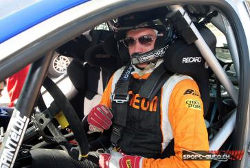 WRC – Rallye d'Allemagne – Michael Burri au départ
