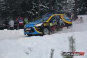 WRC – Suède J1/2 – Les Tessinois dans la course