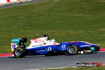 Essais GP3 – Les Suisses du Jenzer Motorsport au top !
