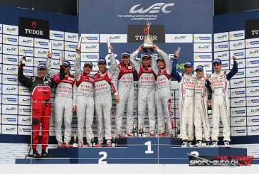 WEC – podium pour Fässler (Audi) et Buemi (Toyota)