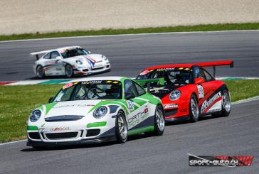 Porsche Cup CH- Von Burg remporte la première manche
