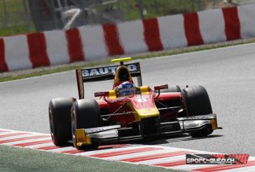 GP2 – Mauvais weekend pour Fabio Leimer