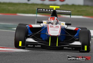 GP3 – Double podium pour Patric Niederhauser
