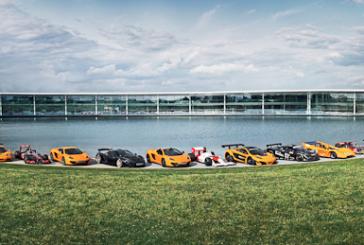 Goodwood a fêté les 50 ans de McLaren