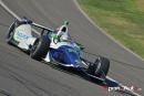 IndyCar – Simona de Silvestro termine sa saison par un nouveau Top10