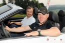 Didier Cuche se lance dans le  sport automobile